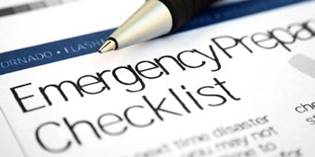 Ready Set Safe- Preparing for Disaster tickets