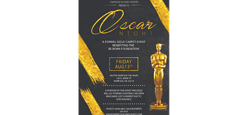 The Gold Carpet Gala tickets