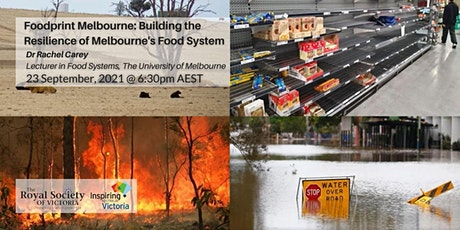 Foodprint Melbourne: Building the Resilience of Melbourne's Food System tickets