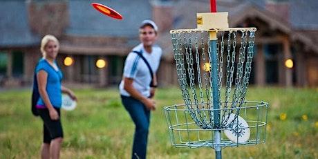 Disc Golf tickets