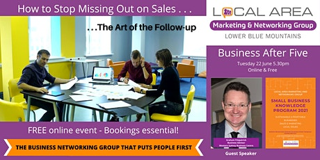 Lower Mountains: How to Stop Missing Out on Sales! tickets