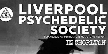 Liverpool Psychedelic Society: Thee Lucifer Sams, SnakesDon'tBelongInAlaska tickets