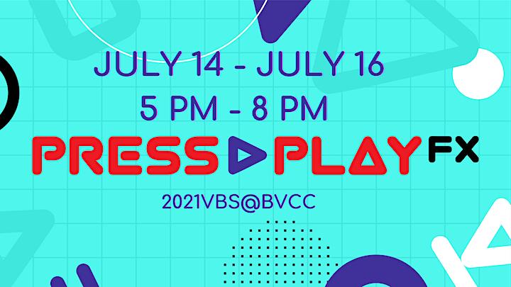 2021 VBS@BVCC VOLUNTEER SIGN UPS image