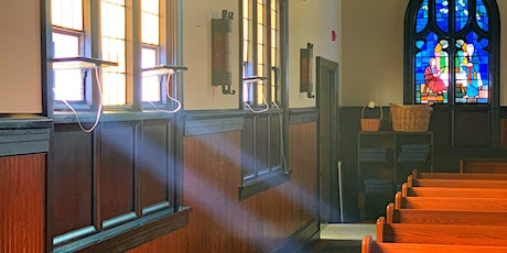 In-Person Holy Eucharist  |  Sundays at 10am tickets