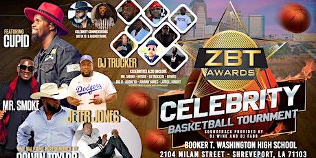 ZBT Celebrity Basketball Tournament tickets