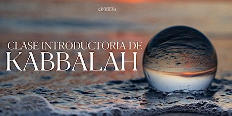 Clase Introductoria de Kabbalah   David Varela  Mérida boletos