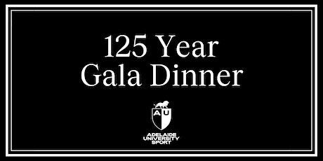 AUSF 125 Year Gala Dinner tickets
