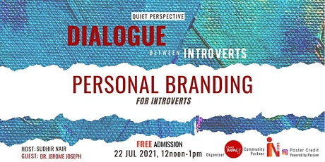 DIALOGUE BETWEEN INTROVERTS tickets