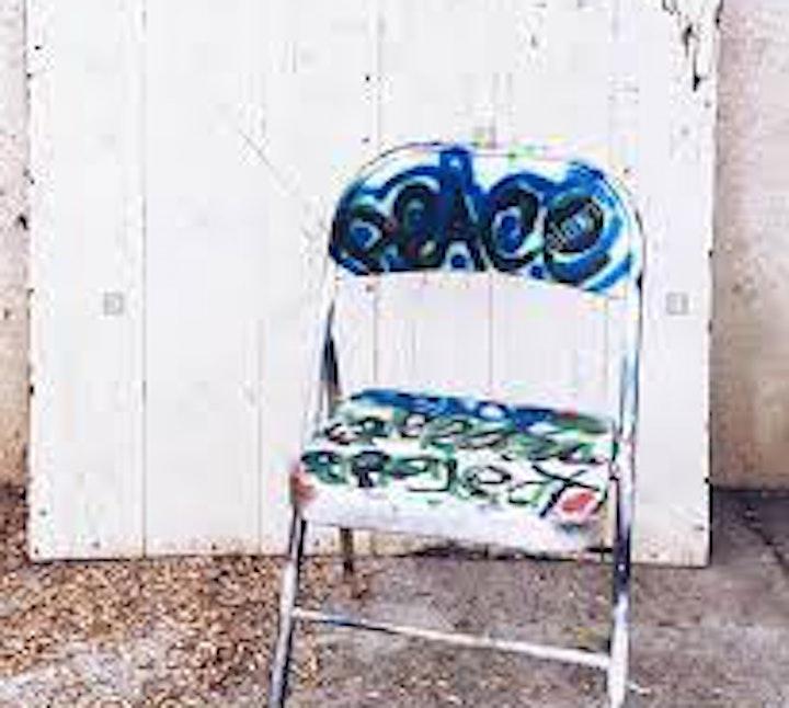 Art Under the Big Top Kids Camp- Graff Your Stuff Morning image