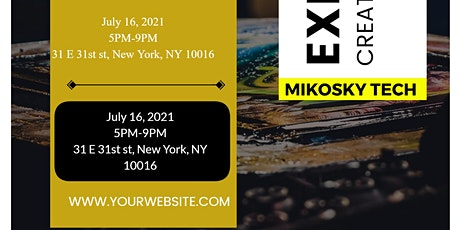 Mikosky Tech Exhibit tickets