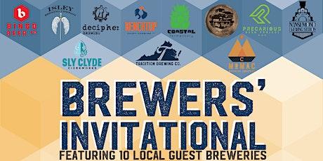 Brewers' Invitational tickets