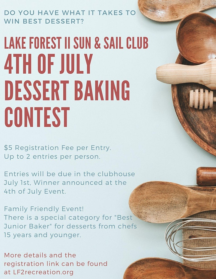 4th of July Baking Competition image