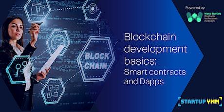 Blockchain Hands-on workshop: Develop Smart contract and Dapps (Part 2) tickets