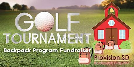 Provision SD Annual Golf Tournament 2021 tickets