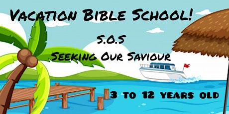FREE Vacation Bible School LAS VEGAS tickets