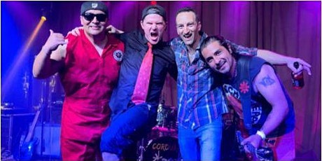 Scar Tissue - Red Hot Chili Peppers Tribute (Outdoor Show) tickets