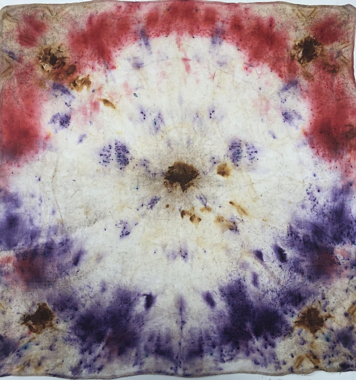 Art Under the Big Top Kids Camp- Tie Dye Afternoon image