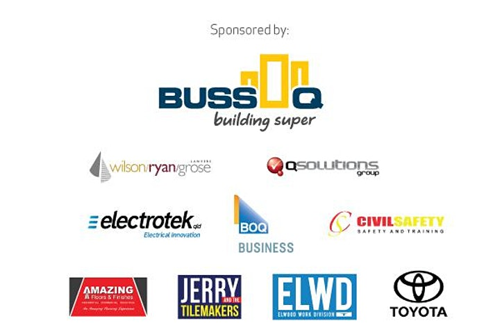 Townsville Master Builders BUSSQ Golf Day image