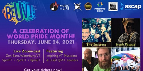 Music to Life and Big Heavy World Present: A Celebration of World Pride Day tickets