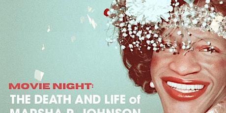 Movie Night: The Death and Life of Marsha P. Johnson tickets