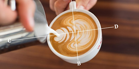 In Cafe Private Latte Art & Milk Steaming Class tickets