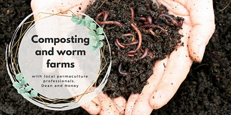 Composting and worm farming workshop tickets
