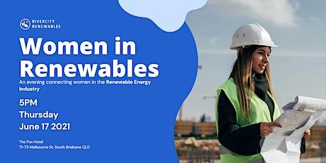 Women in Renewables - A River City Renewables Event tickets