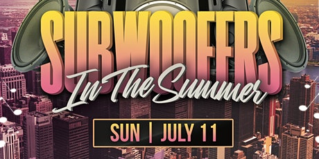 BASS SESSIONS Presents: Subwoofers In The Summer (Day Party) tickets