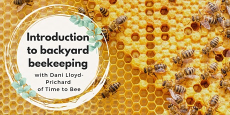 Introduction to Beekeeping at Home tickets