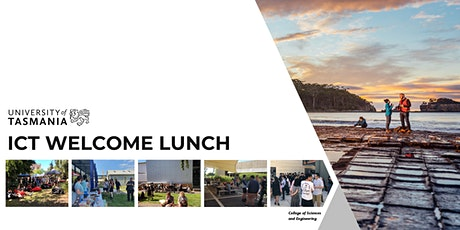 ICT Welcome Lunch tickets