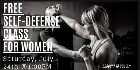 FREE Self Defense Class for Women tickets
