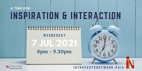 Inspiration and Interaction  - Virtual INA Meetup tickets