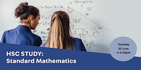 HSC Study: Mathematics (Standard) tickets