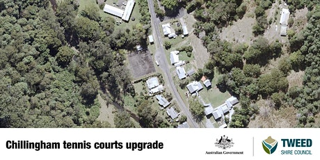 Community information session – Chillingham tennis courts upgrade tickets