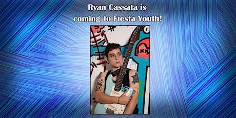 Fiesta Youth Brings Ryan Cassata tickets