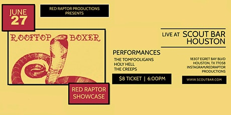 ROOFTOP BOXER tickets