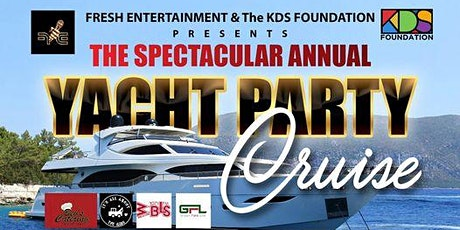 THE SPECTACULAR ANNUAL YACHT PARTY tickets
