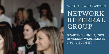WE Networking Referral Group tickets