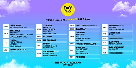 Day Trip ft. Paul Woolford w/ KC Lights tickets