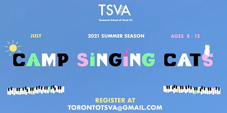 Camp Singing Cats tickets