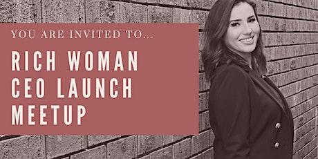Rich Woman CEO Meetup tickets