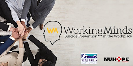 Working Minds: Suicide Prevention in the Workplace tickets