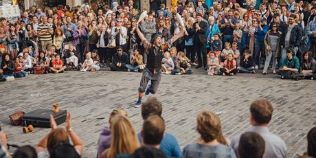 Circus show and juggling workshop tickets