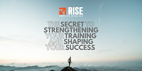 The Secret to Strengthening Your Training and Shaping Your Success tickets