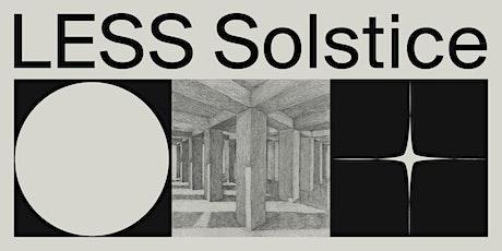 Solstice Night tickets