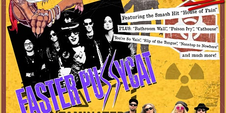 FASTER PUSSYCAT with special guest ENUFF Z'NUFF at BrauerHouse Lombard tickets