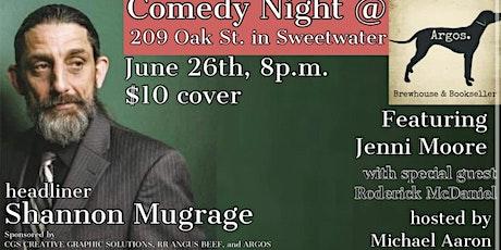 Comedy night w/ Shannon Mugrage tickets
