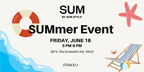 SUMmer Event tickets