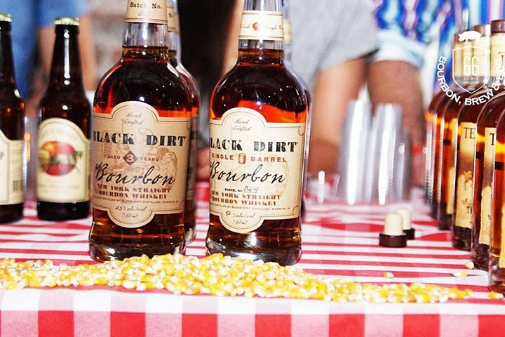 Bourbon, Brew and BBQ: Outdoor Summer Session! image