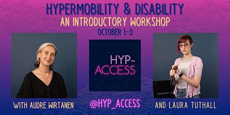 Hypermobility & Disability: An Introductory Workshop tickets